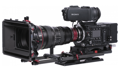 PMW-F55, PMW-F5, F55, F5, F55/5, F5/55, Sony F5, Sony, Sony F55, Sony cine range, Sony Digital Motion Picture, Sony PMW-F55, F55 with Canon, F55 with Canon Cine Lenses